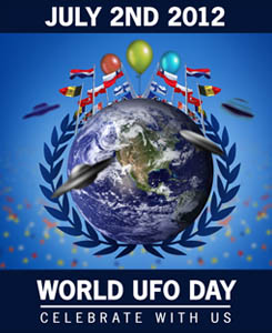 World UFO Day | Contribute